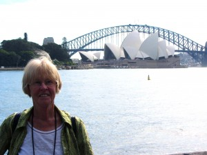 me sydney bridge, opera house 2